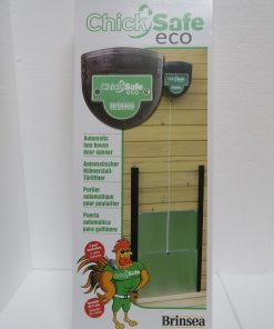 Brinsea ChickSafe Eco Automatic Hen House Door Opener & Door